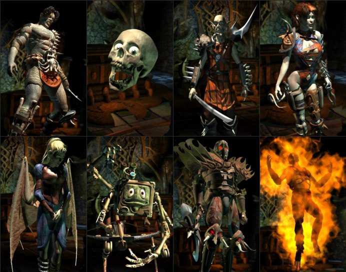 Who are your favorite party member NPCs in Planescape: Torment?