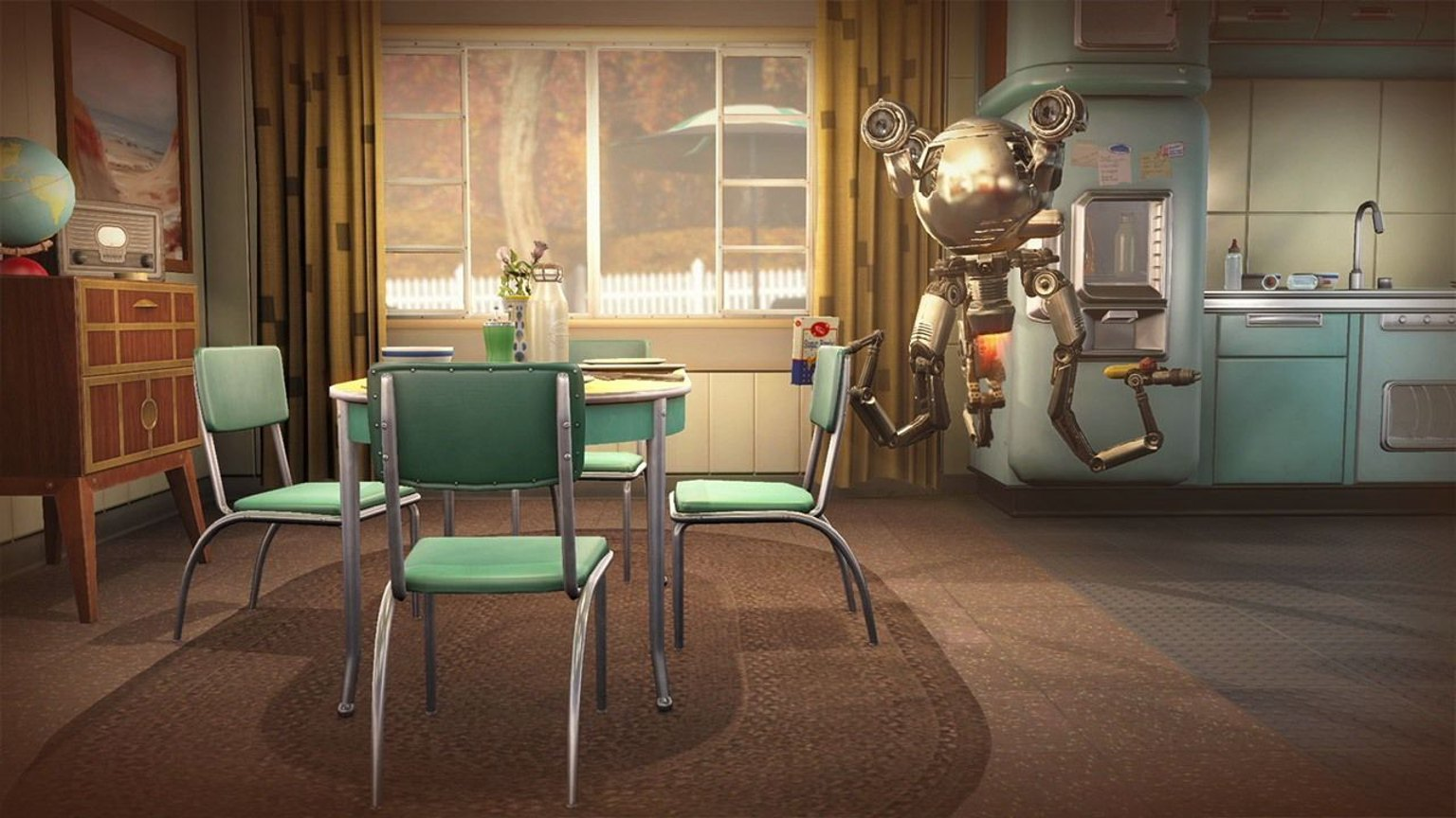 What are your first impressions of Fallout 4?
