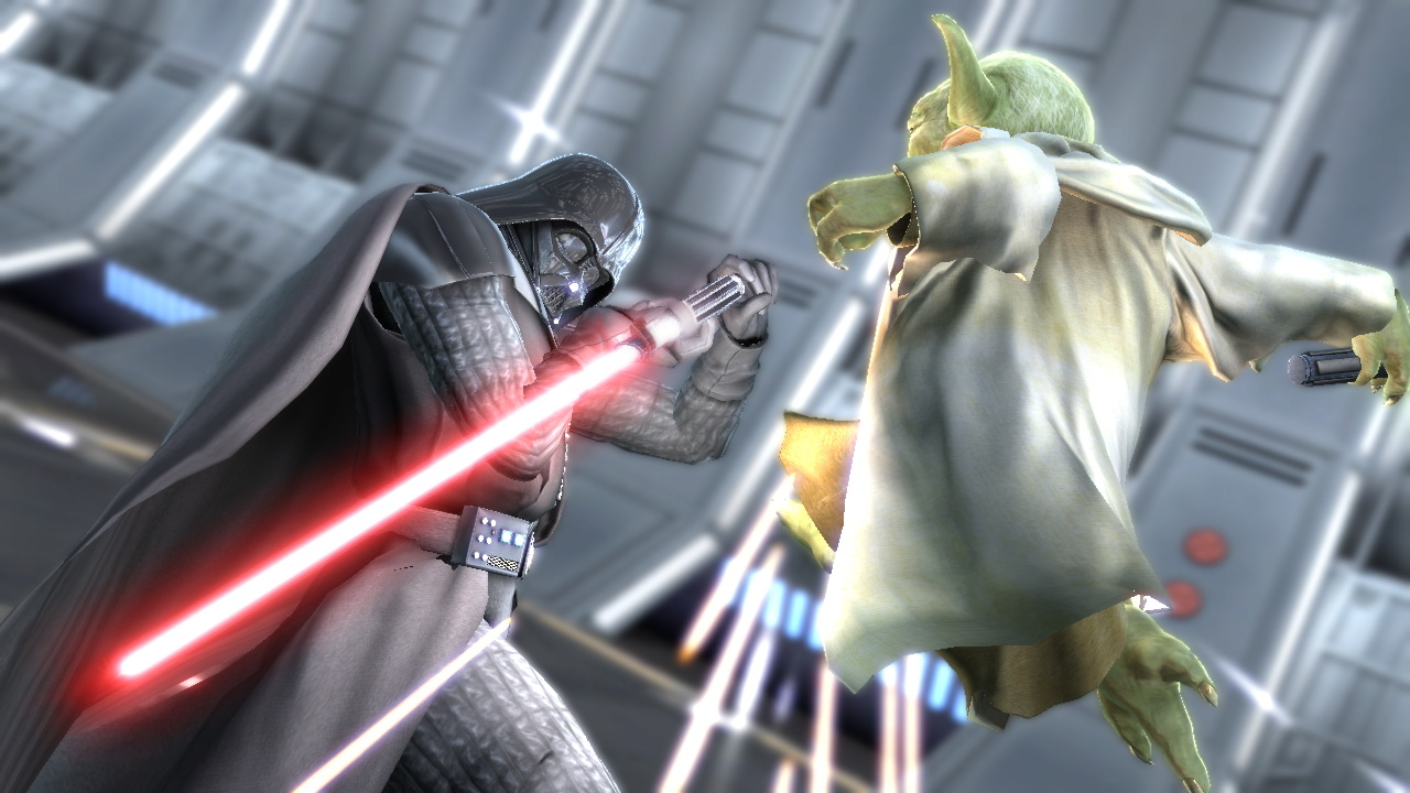 Darth Vader vs. Yoda: Who would win?
