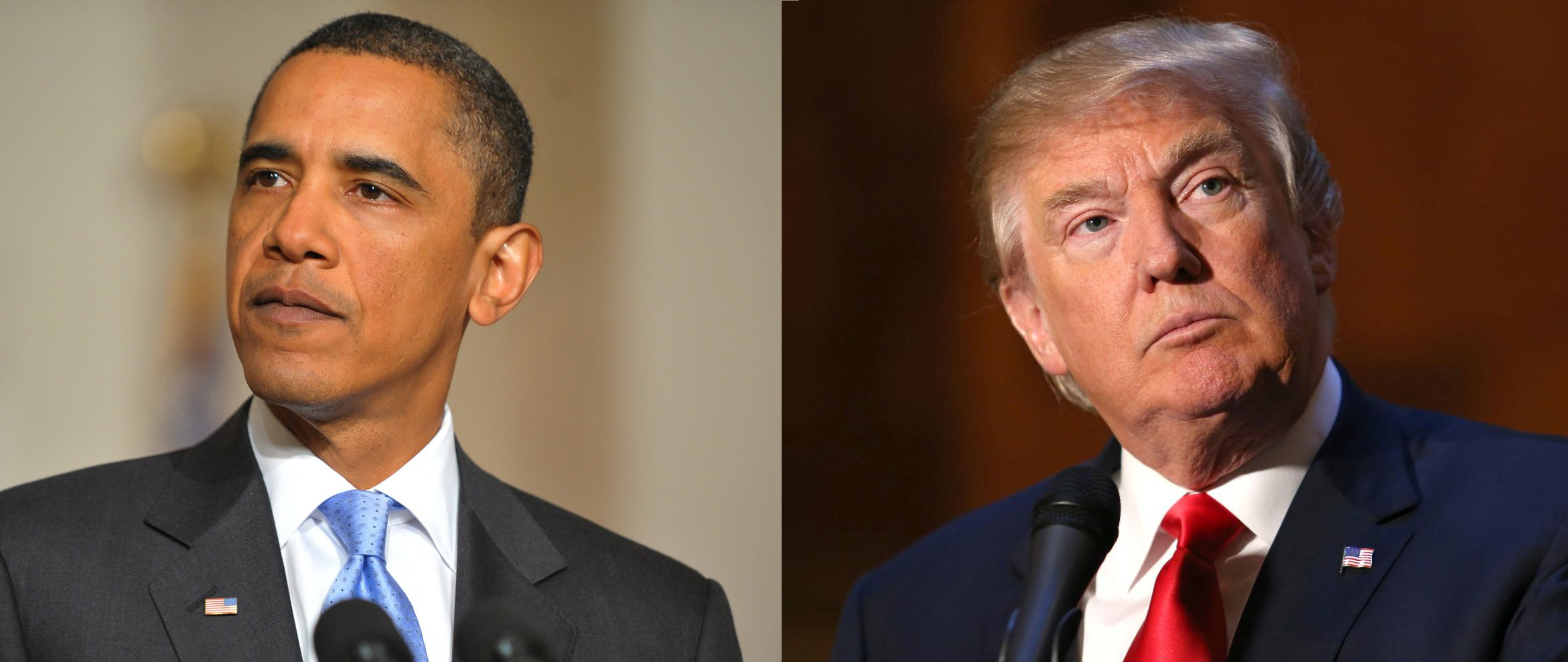 Barack Obama or Donald Trump - who is the better leader?