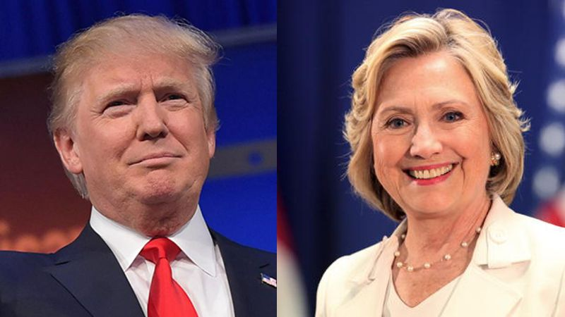 Hillary Clinton vs. Donald Trump - who would you vote for?