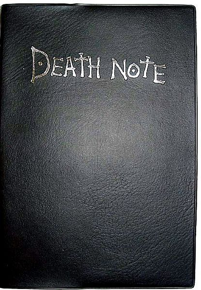 If you found a Death Note notebook, would you use it?