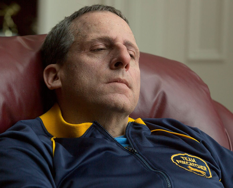 Steve Carell in Foxcatcher