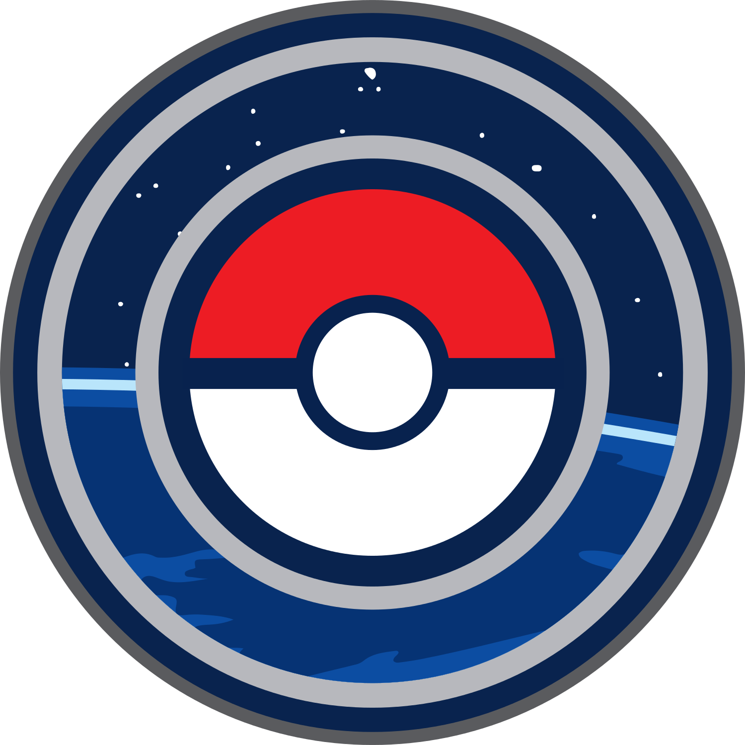 Pokémon GO icon logo